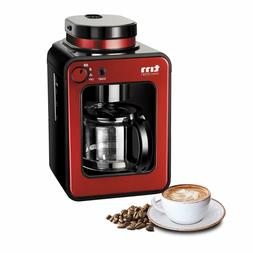 Tm Electron TMPCF020R Mini Coffee Maker of Dripping with Gri
